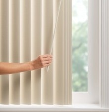 alta vertical blinds essex sales distribution group inc. Black Bedroom Furniture Sets. Home Design Ideas